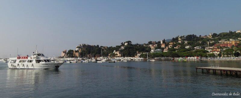 Puerto de Rapallo.