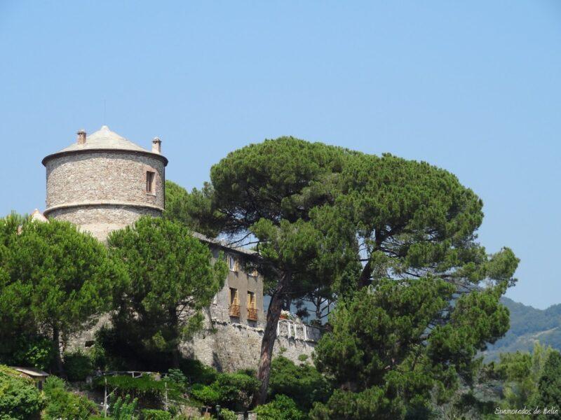 Castello Brown. Portofino. Liguria.