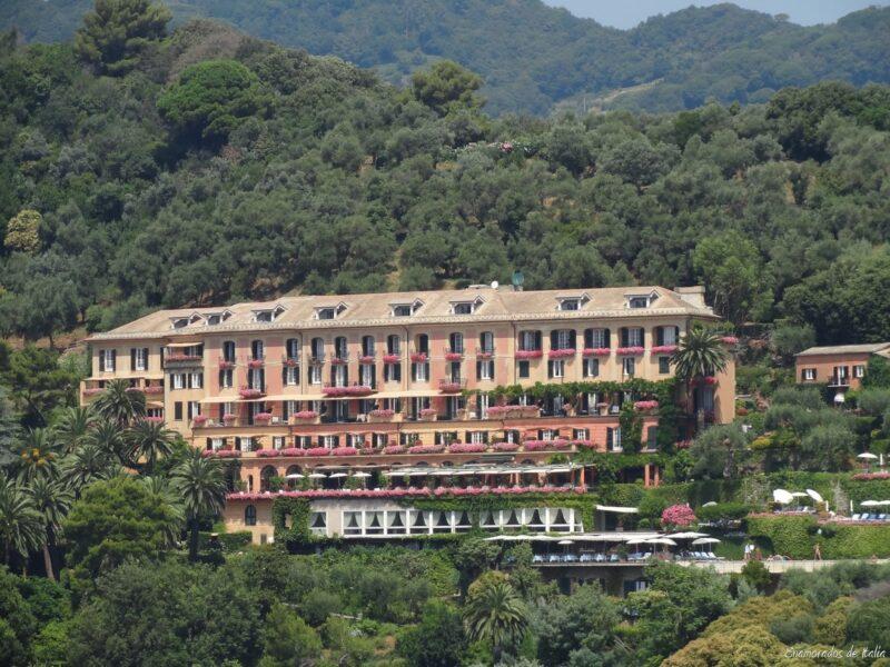 Hotel Splendido Portofino. Liguria.