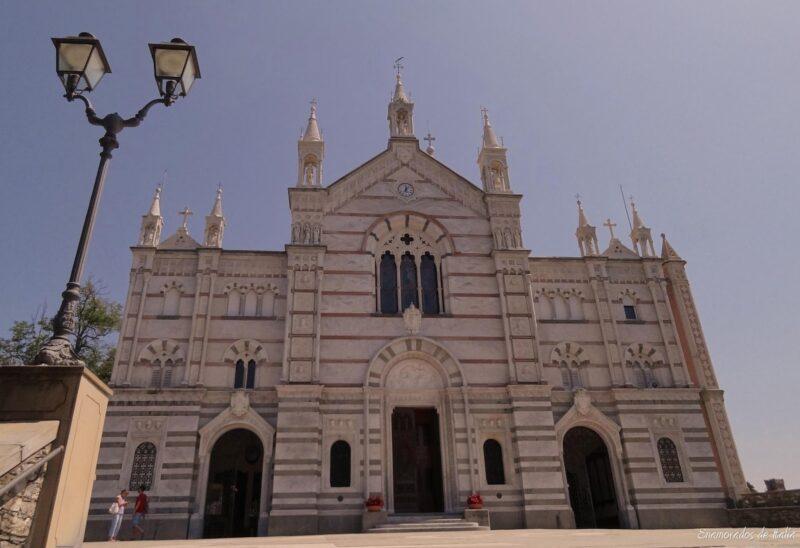 Santuario de Nuestra Señora di Montallegro, Rapallo.