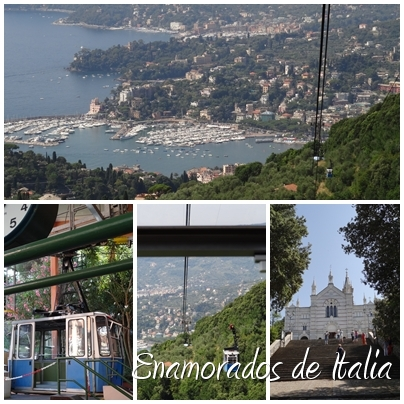 Funicular Rapallo Montallegro.