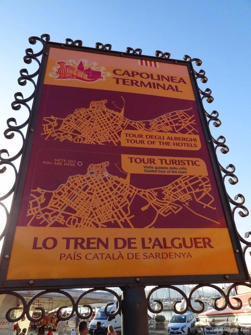 Visita a Alguer y alrededores.