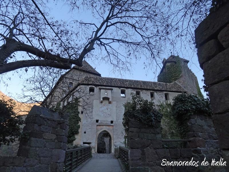 Castel Roncolo, cerca de Bolzano