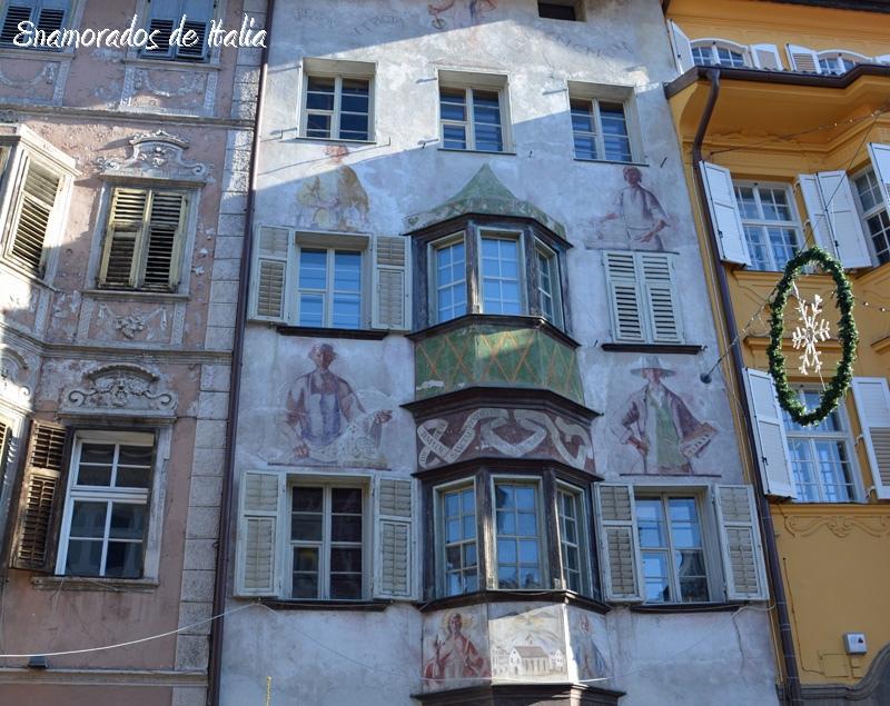 Calle de Bolzano.
