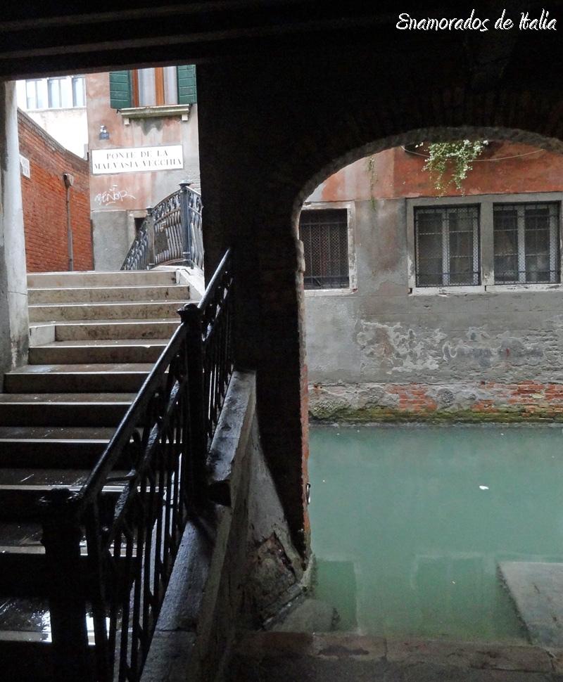 Consejos para visitar Venecia.