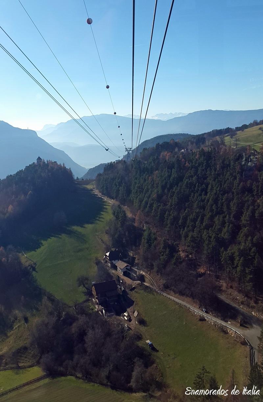 teleférico del Renon, Soprabolzano/Oberbozen