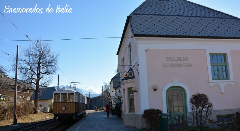 trenino del Renon, Collalbo/Klobenstein