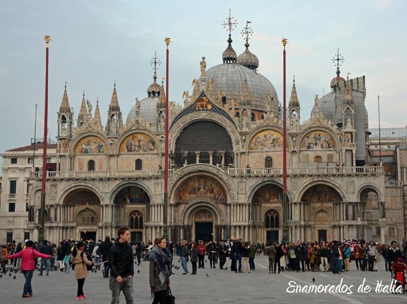 Basilica San Marco Venecia.