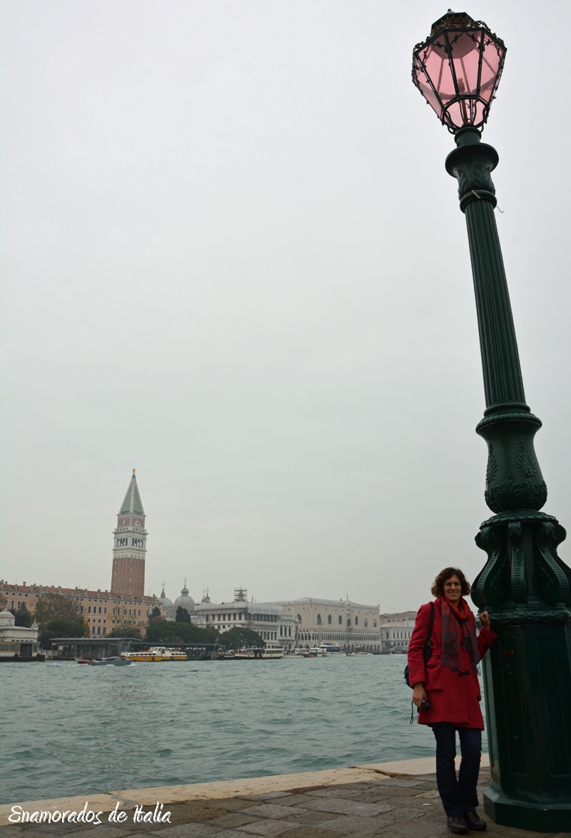 Punta de la Dogana, Venecia.