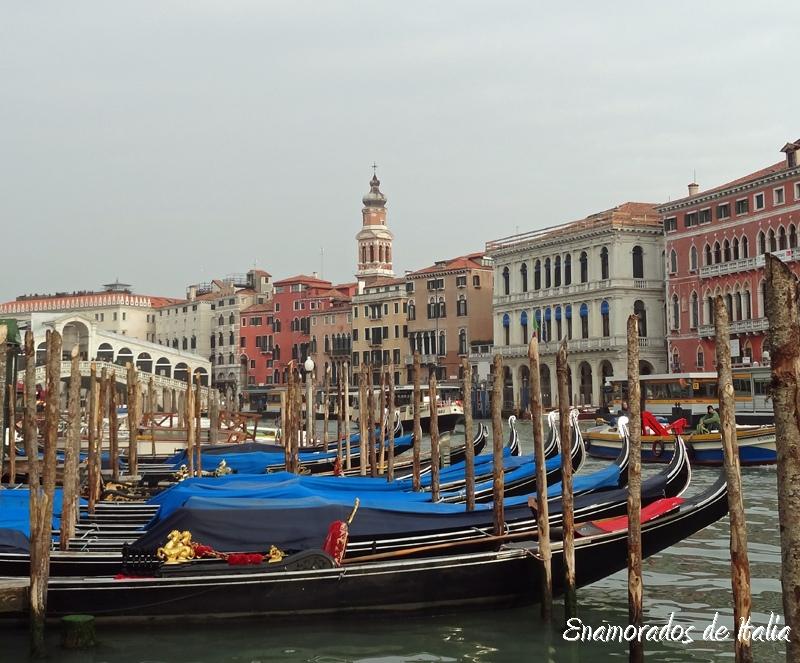 Gran Canal Venecia.