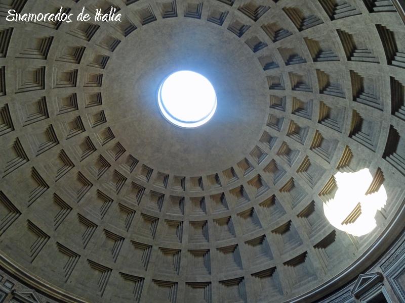 Panteón Roma.