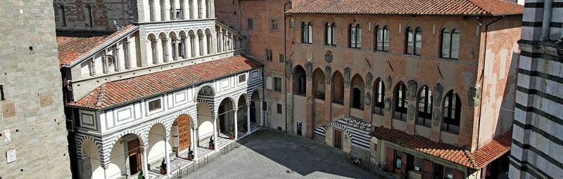 Palacio de los Obispos, Pistoia