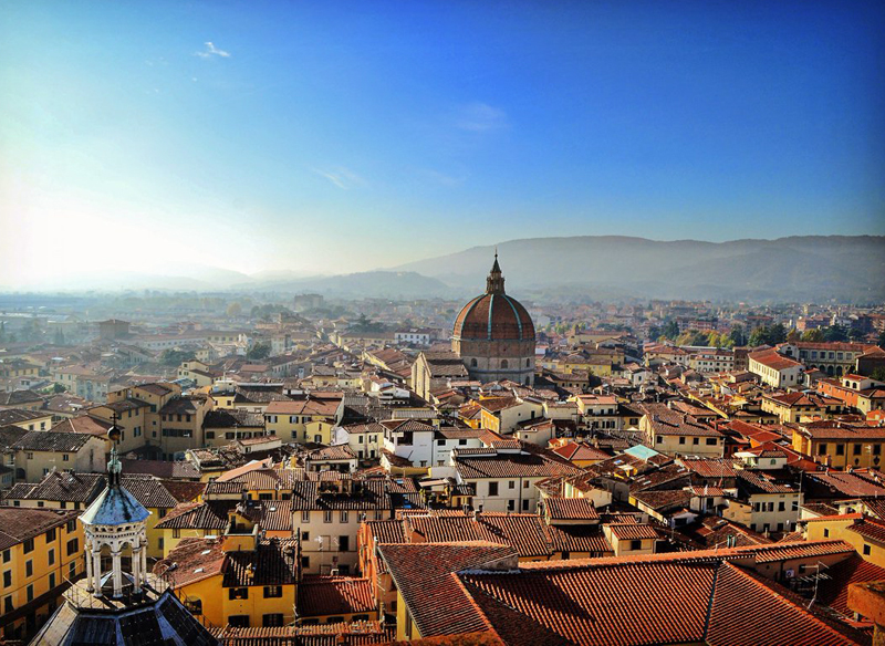 Pistoia Toscana.