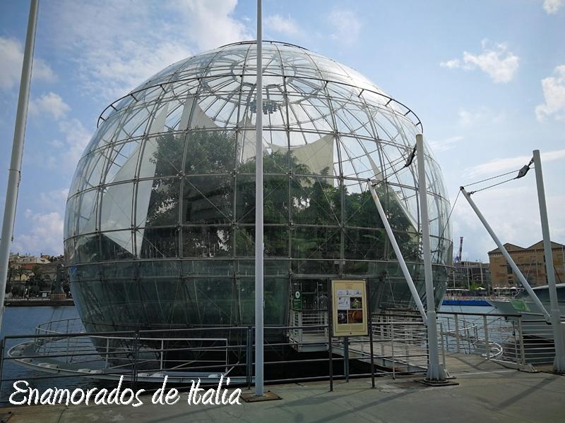 Génova biosfera