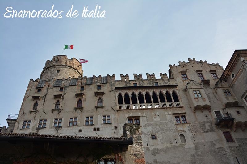 Castillo del Buonconsiglio, Trento.