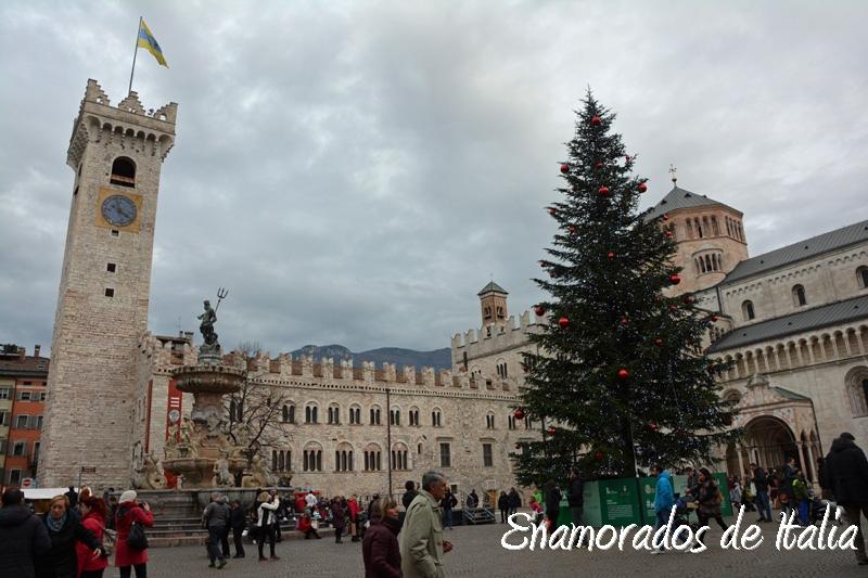 Plaza Duomo, Trento