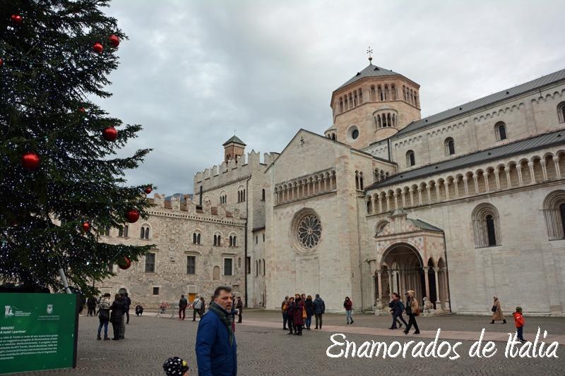 Catedral de Trento.