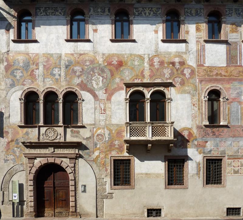 Palacio Colico, Trento.