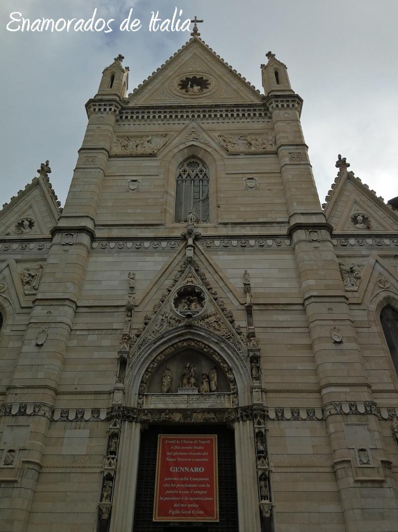 Nápoles en 48 horas. Catedral.