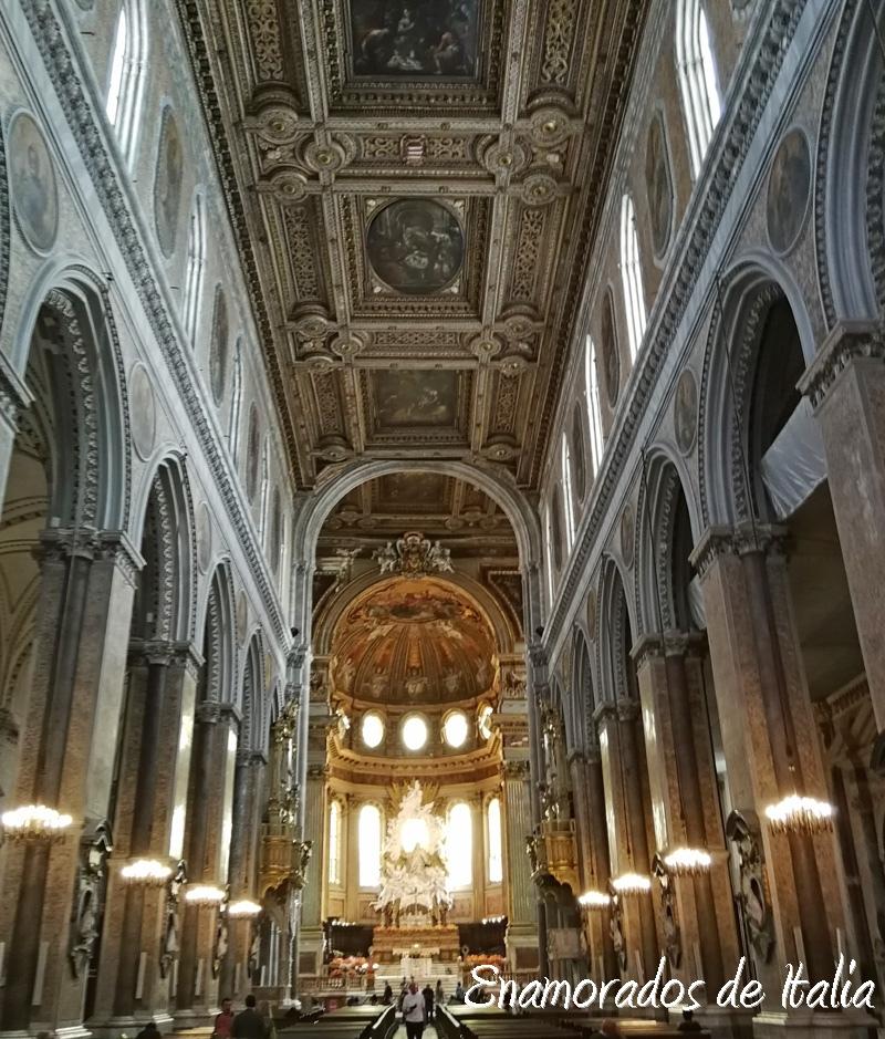 Catedral de Nápoles.