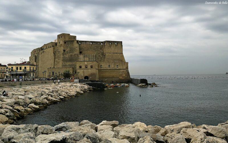 Castel dell'Ovo, Nápoles.