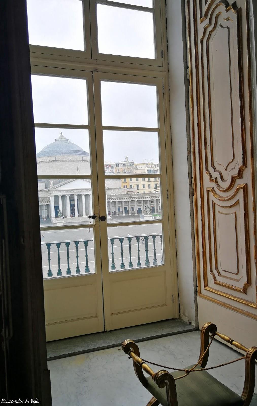 Palacio Real Napoles.