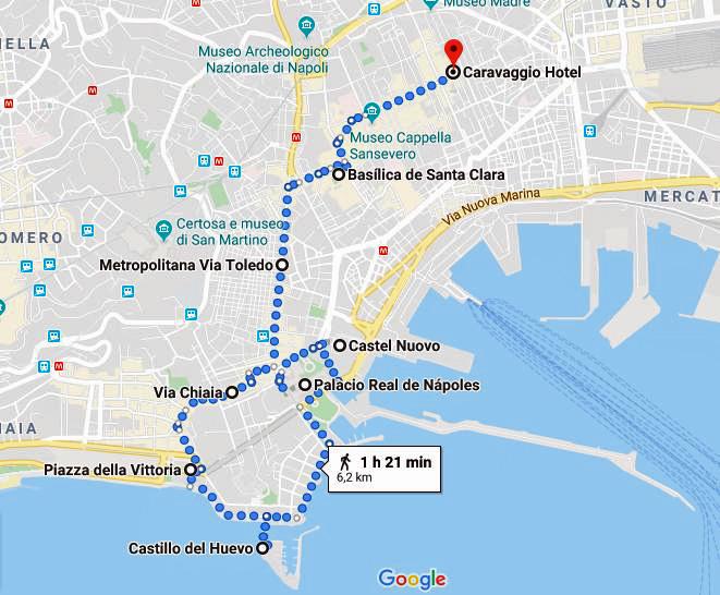Nápoles en 48 horas.