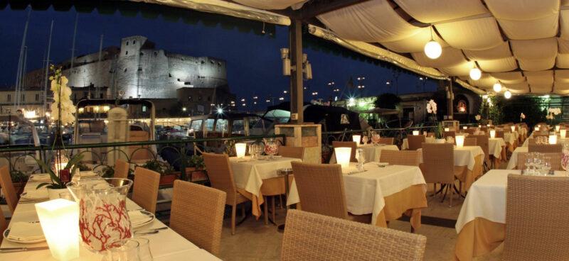 restaurante Zi Teresa, Nápoles
