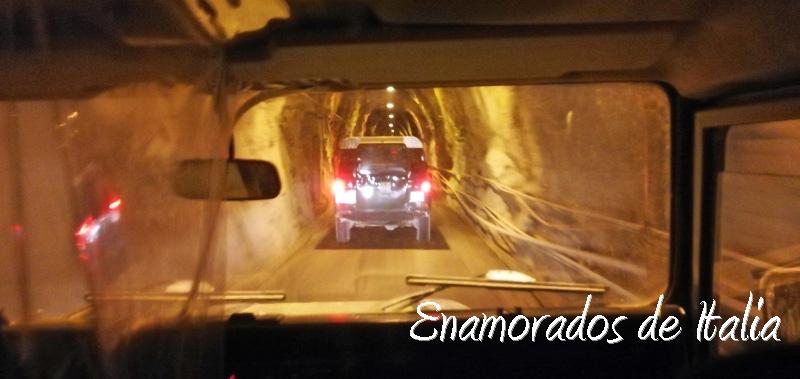 visita en jeep mármol Carrara.