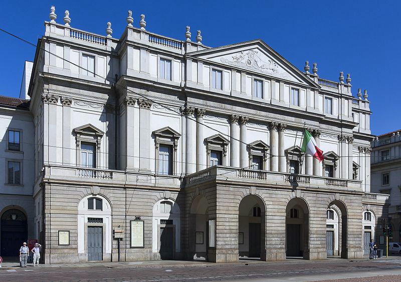 Teatro alla Scala 48horas en Milan