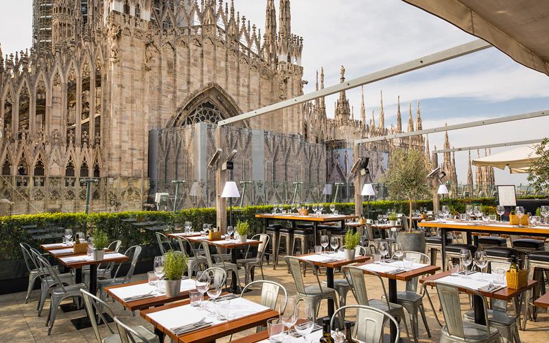 restaurante Obicà, Milan