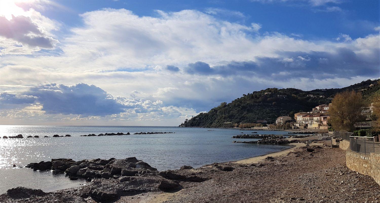 Playa de Pioppi (Campania), Italia