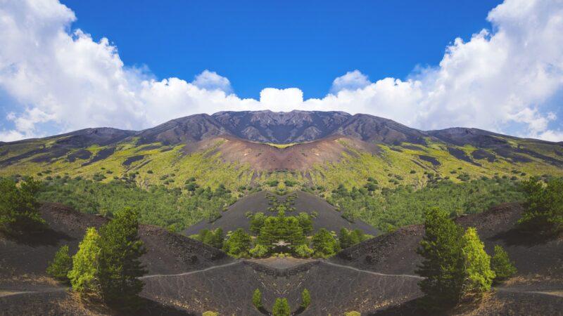 Etna verde