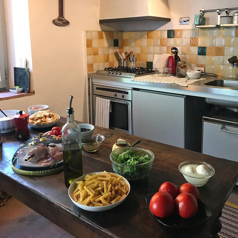 cooking class Il Pezzatino