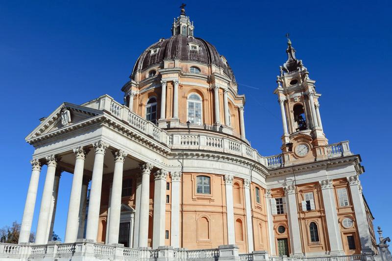 24 horas en Turin Basilica Superga