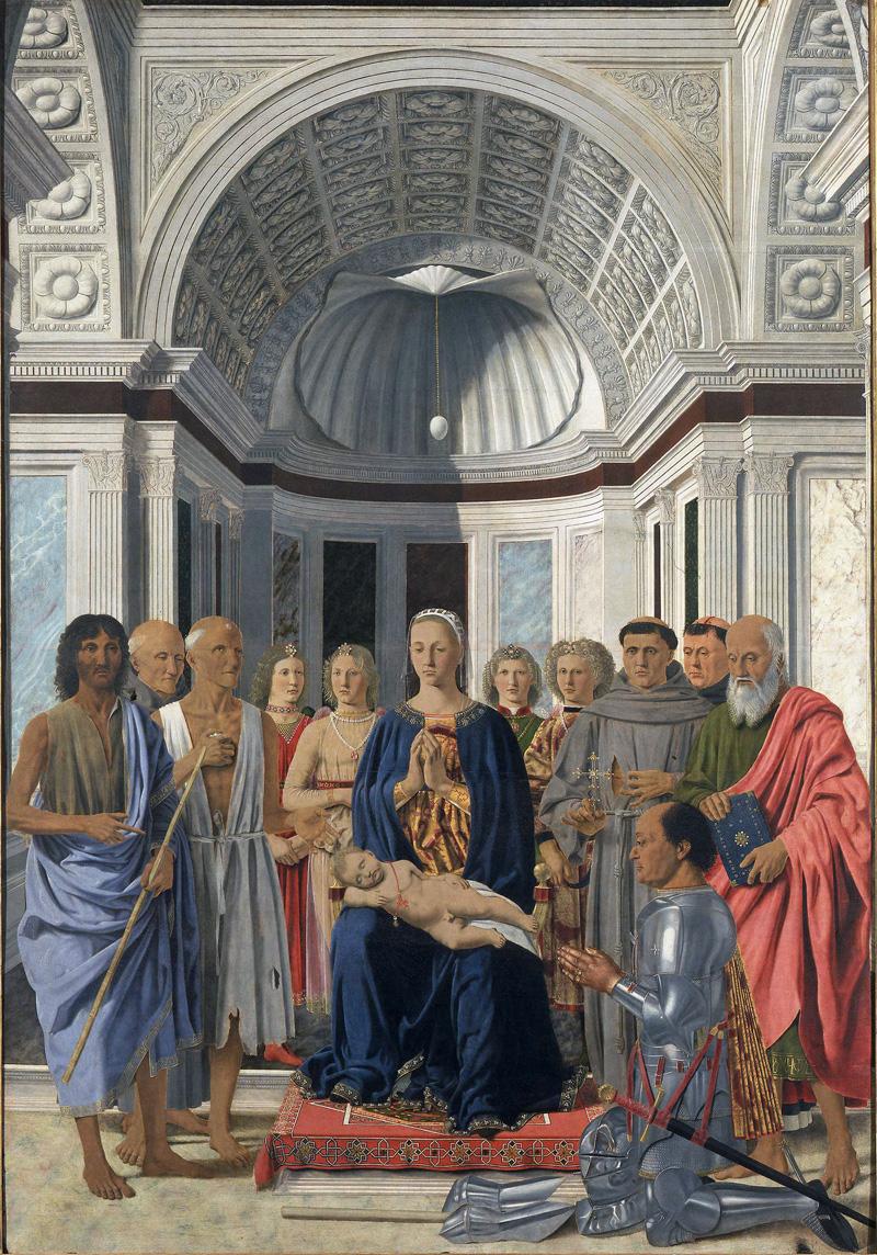 Pinacoteca Brera, Milan