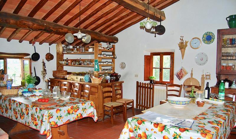 Salon Toscana Mia