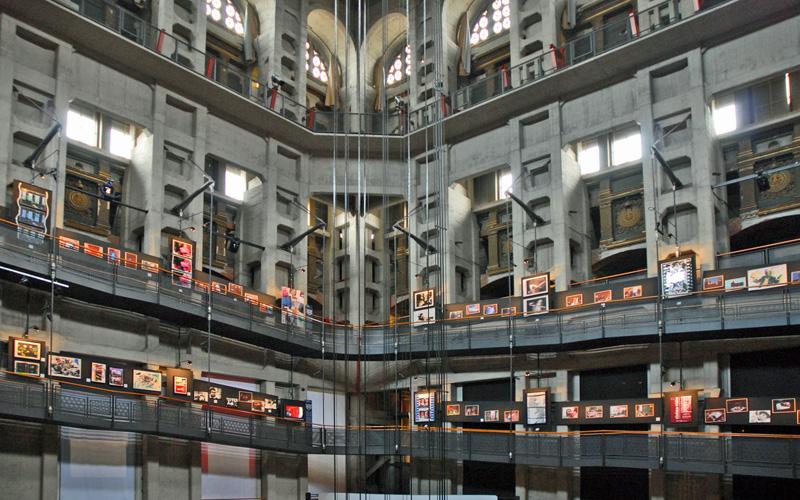Museo Nazionale del Cinema Turin foto mole24.it