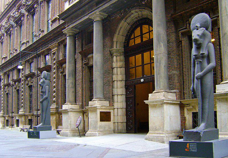museo egipcio Turin foto wikimedia.org