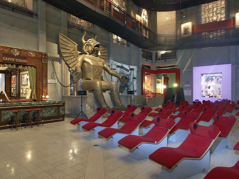 Museo Nazionale del Cinema Turin, foto de turismotorino.org