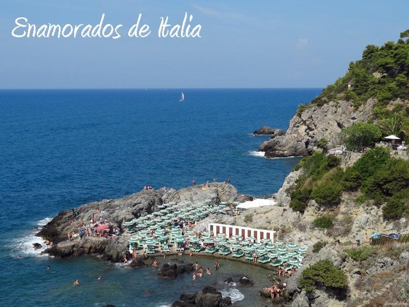 Playas de la Toscana Talamone.