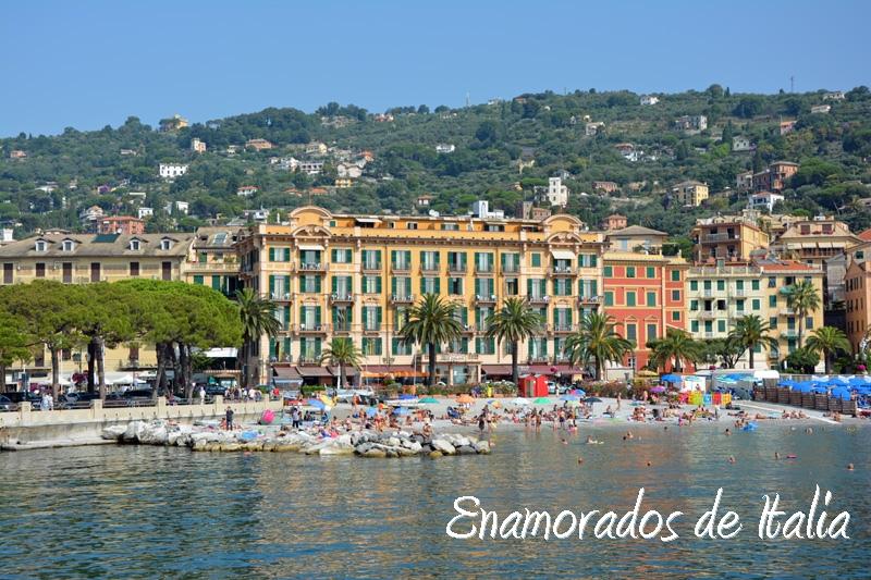 Turismo en Liguria: Santa Margherita Ligure.
