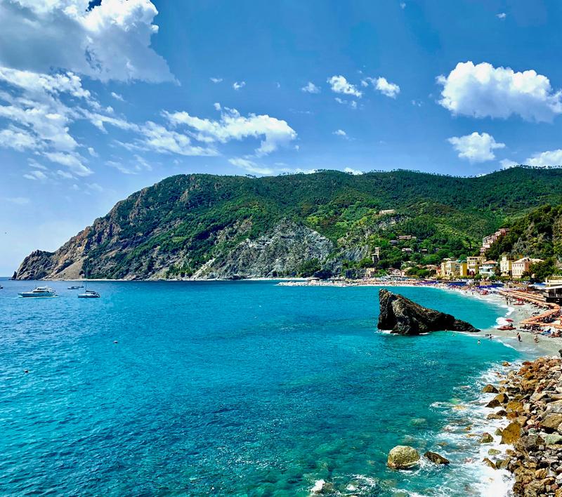 Weekend Le Cinque Terre Monterosso.