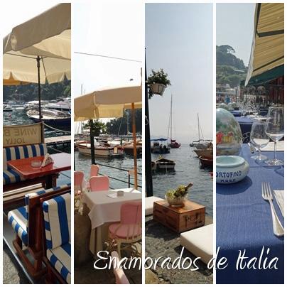 Turismo en Liguria. Portofino.