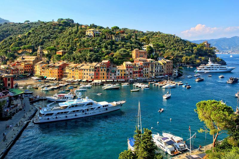 Portofino. Liguria.