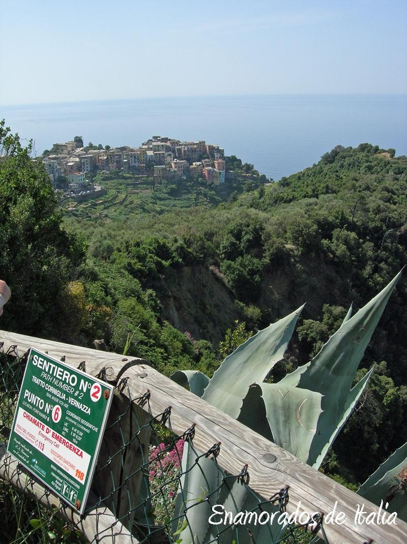 Weekend Le Cinque Terre sendero Corniglia Vernazza.