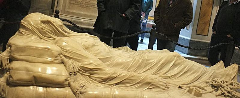 Cristo Velato Napoles.