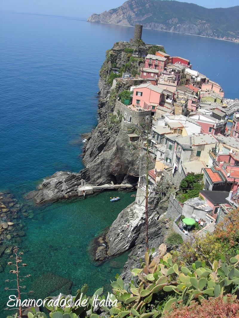 Weekend Le Cinque Terre Vernazza.