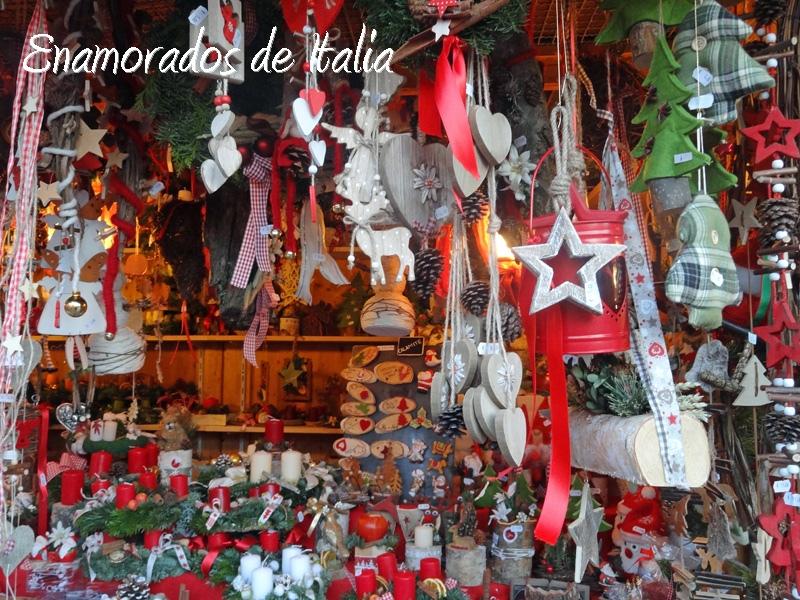 Mercadillo navidad Bolzano.